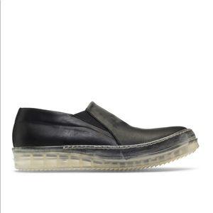 Rick Owens men's no cap sneaker . Size 41